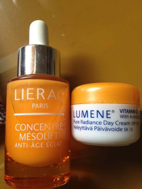 Vitamina C: pele iluminada!