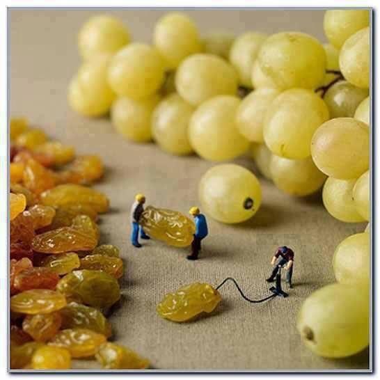 E uva, passa? e depois que passa, melhora?