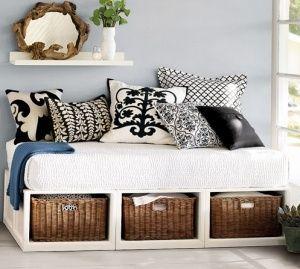 cestos cama