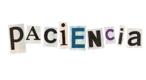 paciencia-word