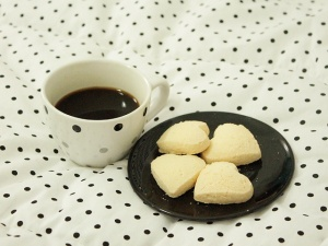 cafe bolinhas